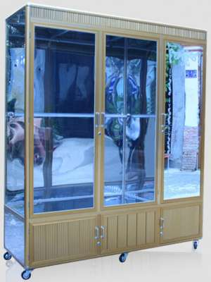 CửaNhôm kính cho tủ quần áo